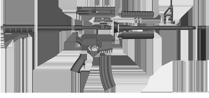 Firearm Parts & Accessories