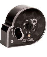 RC2208 : Spare Magazine- 8 Shot Auto Indexing Magazine for .22 Cal Marauder pistols
