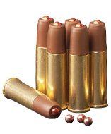 CRVLBUL6P : Revolver Bullet (4.5mm) 6pk Cartridge for Revolver