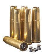 CRVLPEL6P : Revolver Bullet (.177 Pellet) 6pk Cartridge for Revolver Bullet