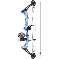 AVCT40KT : Typhon Compound Bowfishing Kit 15-55# Bow, Reel, Line, rest and Arrow