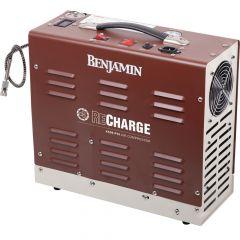BHPAC : Benjamin Recharge Compressor, Benjamin High Pressure Air