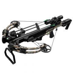 "AXCPA425FSS : Pulse 425 Folding Stock & Stirrup 3x 20"" 4x32 Ill Scope Quiver Rail Lube Rope Cocker"