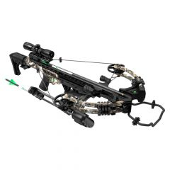 """AXCH200FCKPD : Heat™ 425 w/ Power Draw 3x 20"""" 4x32 Scope Quiver Rail Lube & Rope Cocker"""