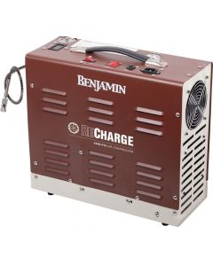 BHPAC : Benjamin Recharge Compressor, Benjamin High Pressure Air