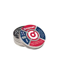 P177 : Crosman Pellets: Crosman Pointed .177 P 7.4 gr 250 count