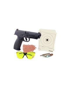 RP45KT : Remington RP45 KIT CO2 Powered, Full Metal BB Air Pistol Range Ready Kit